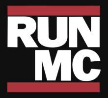 RUN MC - Hip Hop Mashup T-Shirt