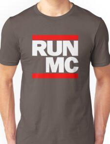 RUN MC - Hip Hop Mashup Unisex T-Shirt