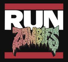 RUN ZOMBIES - Mahsup!! T-Shirt