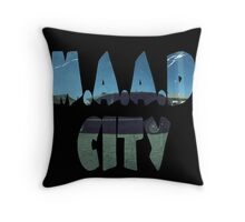Kendrick Lamar m.A.A.d City Throw Pillow