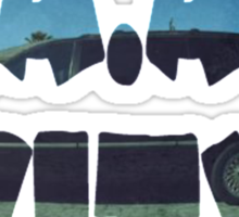 Kendrick Lamar m.A.A.d City Sticker