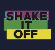 Shake It Off Kids Tee
