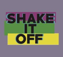 Shake It Off Kids Clothes