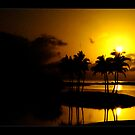 Beach Club Sunrise  by JenniferW