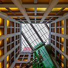 CBC Building by John Velocci