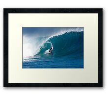 David Parkes Framed Print