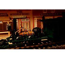 John Bull Locomotive  1831 Photographic Print