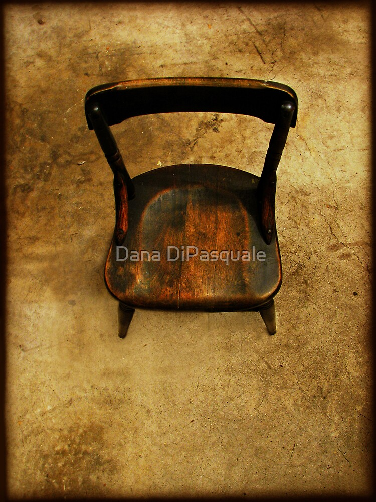 Waiting to Say Goodbye by Dana DiPasquale