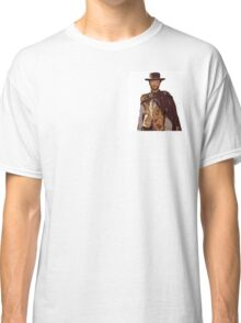 Man With No Name Classic T-Shirt