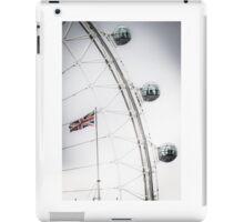 London Eye and Union Jack iPad Case/Skin