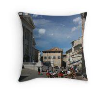 Urbino, Italy Throw Pillow