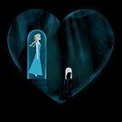 Heart of Ice by ninjaink