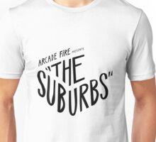 Arcade fire suburbs logo Unisex T-Shirt