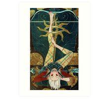Sera Romance Tarot Art Print