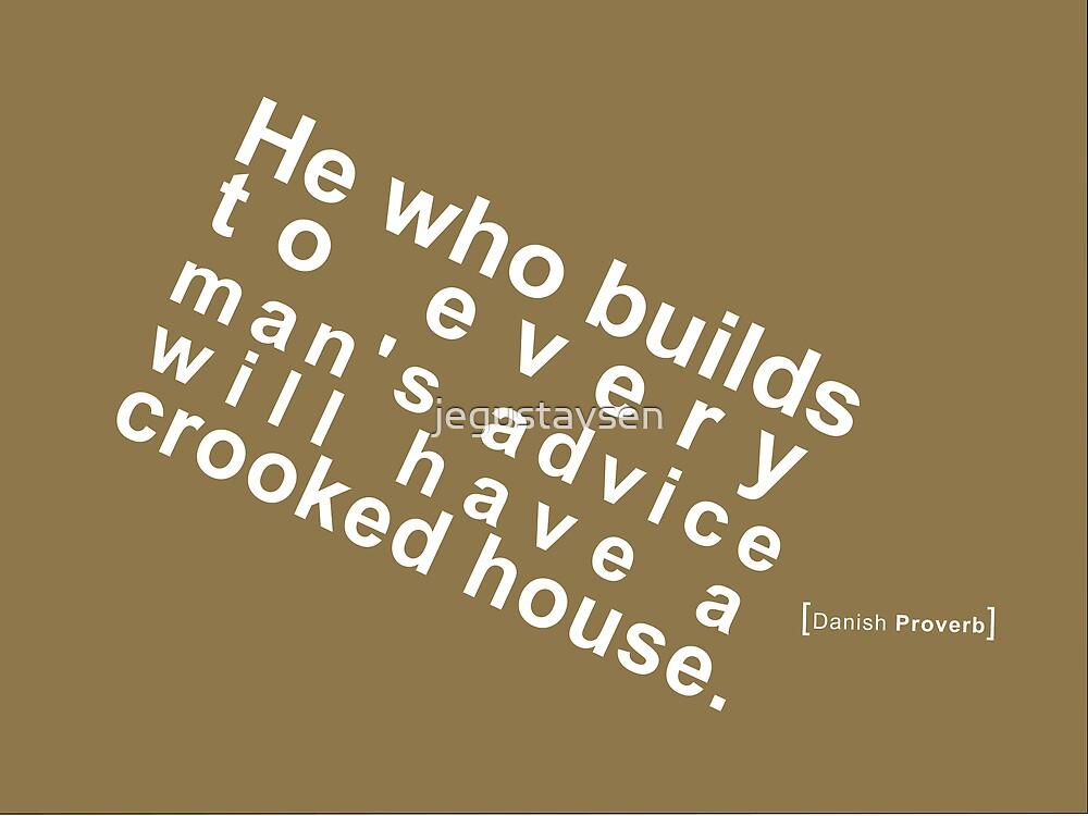 Crooked House by jegustavsen