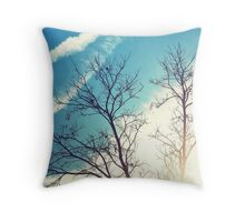 Images of Light Throw Pillow