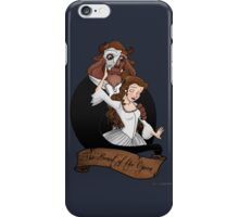The Beast of the Opera iPhone Case/Skin