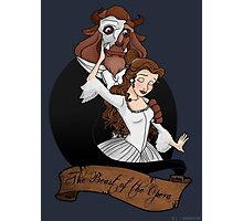 The Beast of the Opera Photographic Print