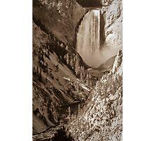 Yellowstone Grand Canyon Photographic Print