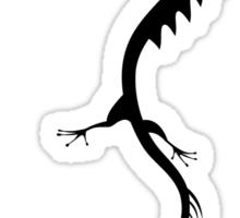 I am dragon Sticker