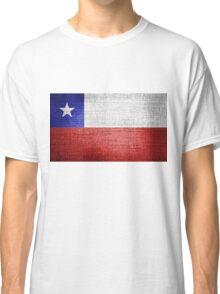 Chile Flag Classic T-Shirt