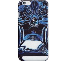 Cthulhu Dreaming iPhone Case/Skin
