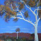 Desert Dawn by Les Boucher