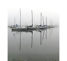 Sailboat Reflections Photographic Print
