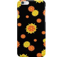 Floral Print Modern Style Pattern  iPhone Case/Skin