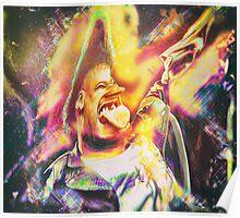 Danny Brown Rock Star Poster