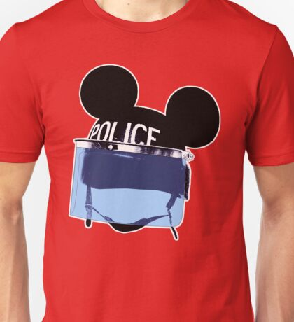 RIOT mickey (Are you a man or a mouse) T-Shirt