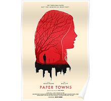 Paper Towns 'Memories' - Regular Poster