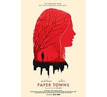 Paper Towns 'Memories' - Regular Photographic Print