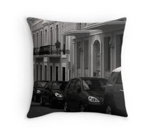 SAN JUAN MARCH Throw Pillow