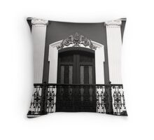 SAN JUAN LA FORGE BALCONY Throw Pillow