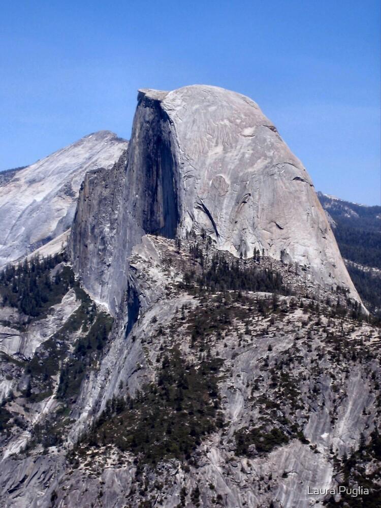 Half Dome, Yosemite by Laura Puglia