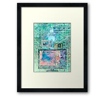 Electronica Framed Print