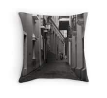 SAN JUAN CALLEJON Throw Pillow