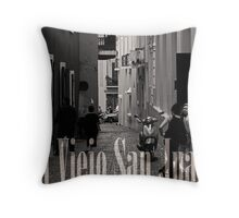 SAN JUAN COVER Throw Pillow