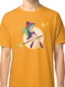 Sexy sweet Whitch color Classic T-Shirt