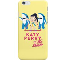Katy Perry and The Sharks iPhone Case/Skin