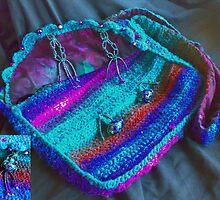Noro wool bag by tonyarama