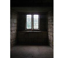 Castle Window - Helmsley Castle Photographic Print