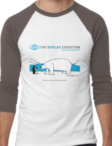 Well, one of us is in the wrong cartoon... Men's Baseball ¾ T-Shirt