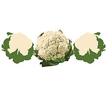 Cauliflower... Photographic Print