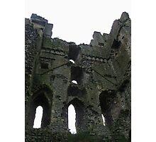 Castle Interior - Helmsley Castle Photographic Print