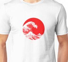 Hokusai, Kanagawa great wave Unisex T-Shirt