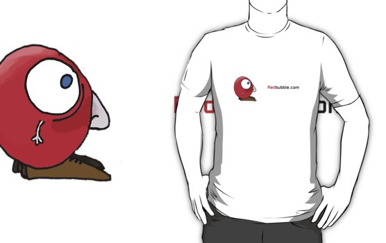 Redbubble Character by MuscularTeeth