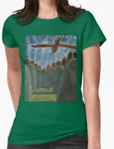 Brother Stanley's Eagles Womens Fitted T-Shirt
