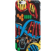 Cosima's laptop skin case iPhone Case/Skin